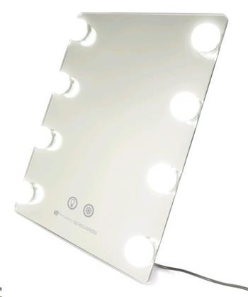 RIO HOLLYWOOD GLAMOUR LIGHTED MIRROR MMHW